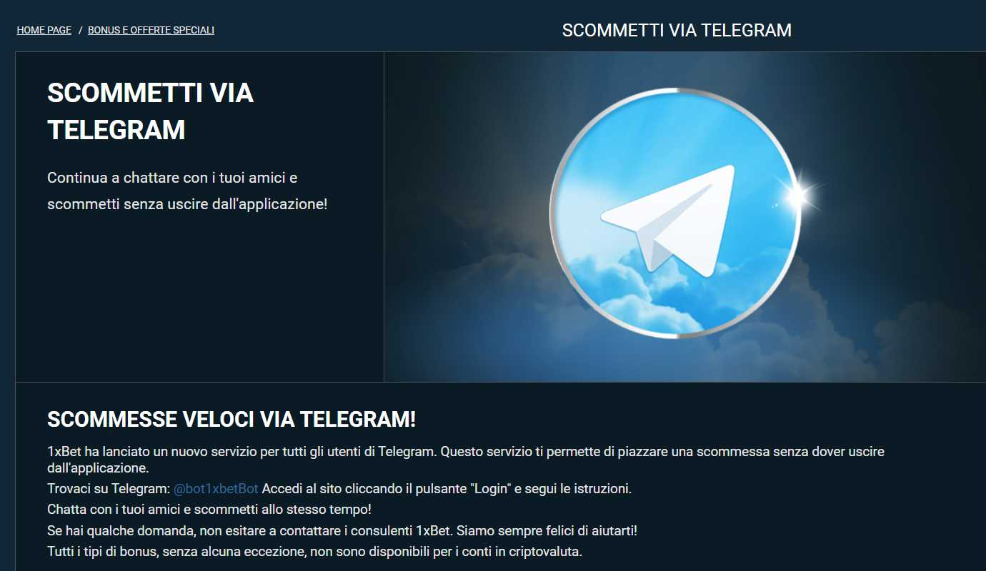 Come eseguire il download dell'app di 1xBet